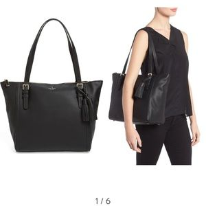 Kate Spade Orchard Tote w/ zipped around wallet